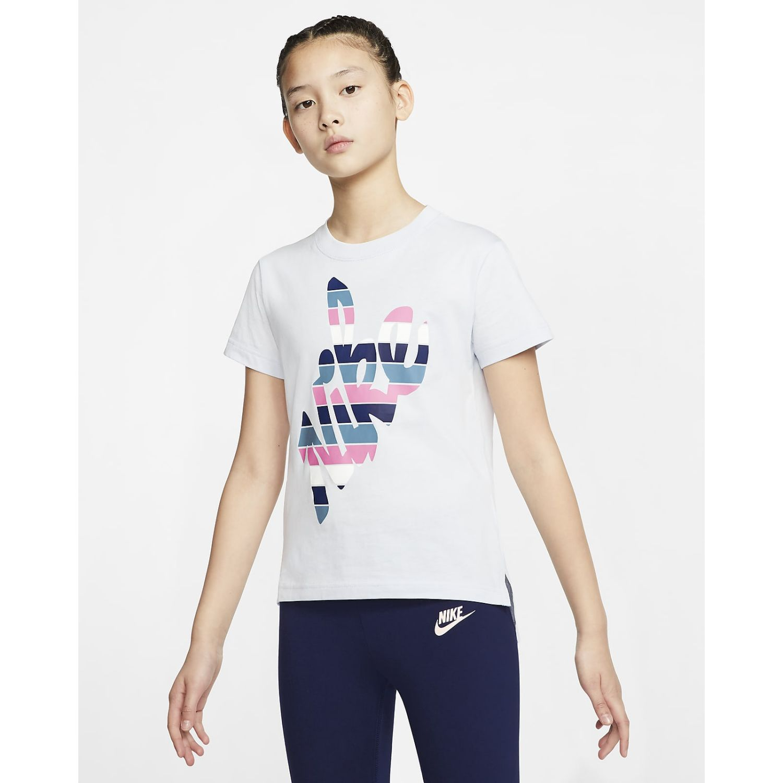 Nike G NSW TEE DPTL OUTSIDE Blanco Polos