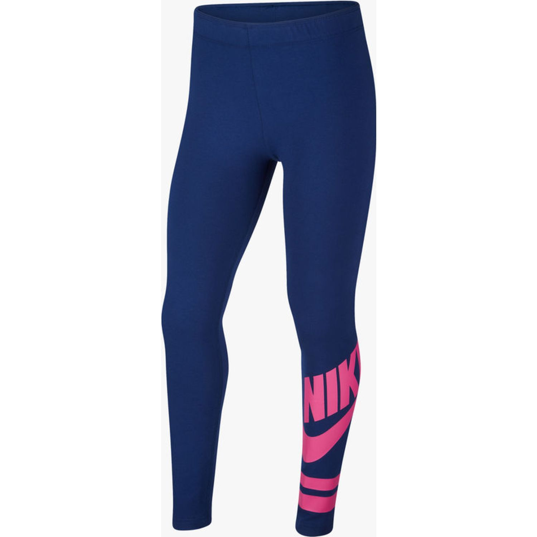 Nike G Nsw Lggng Favorite Gx3 Azul / fucsia Leggings