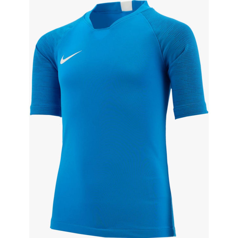 Nike B Nk Brt Strke Top Ss Celeste Camisetas y Polos Deportivos