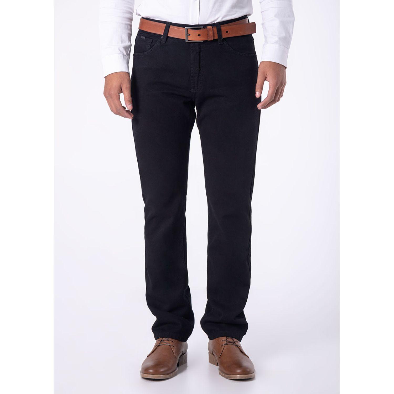 PIONIER Jeans Ronald Conf Negro Casual