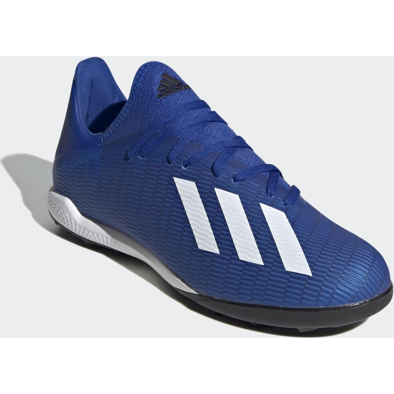 Adidas X 19.3 Tf Azul / blanco Hombres