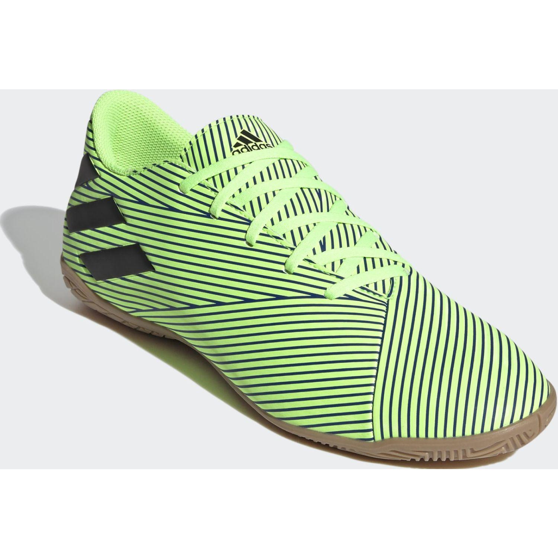 Adidas Nemeziz 19.4 In Verde / negro Hombres