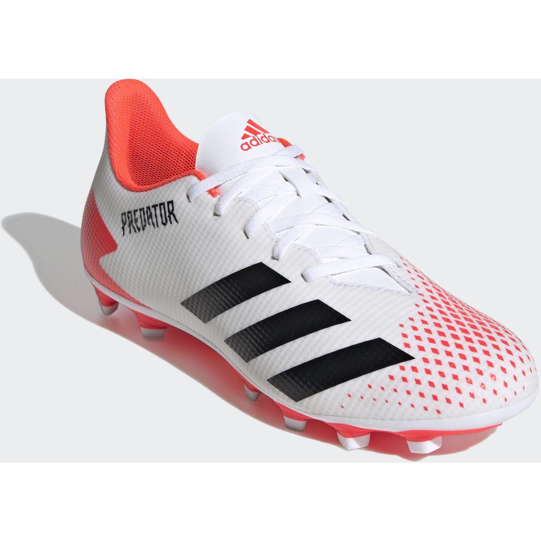 Adidas Predator 20.4 Fxg Blanco Hombres