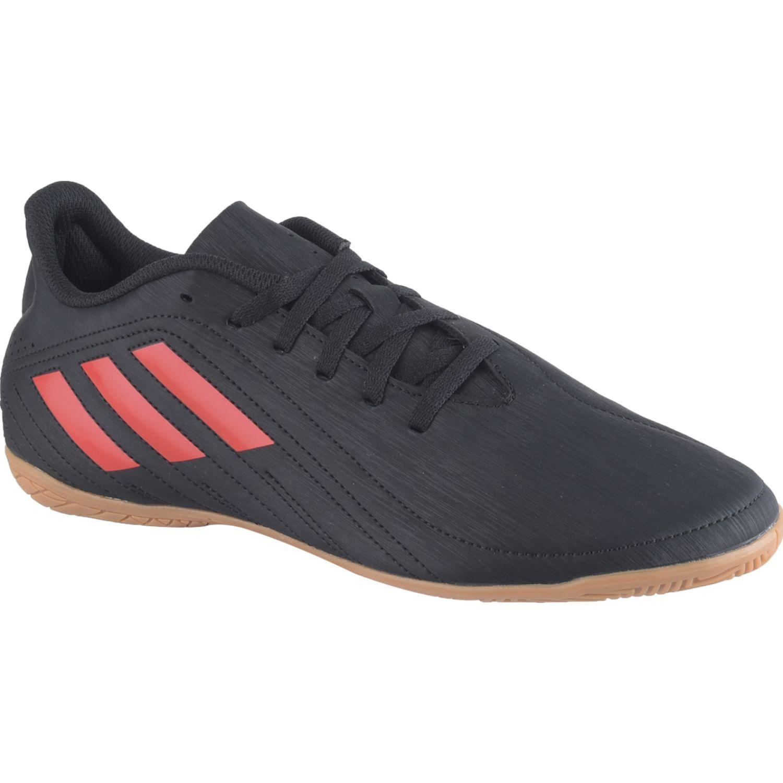 Adidas Deportivo In Negro / rojo Hombres