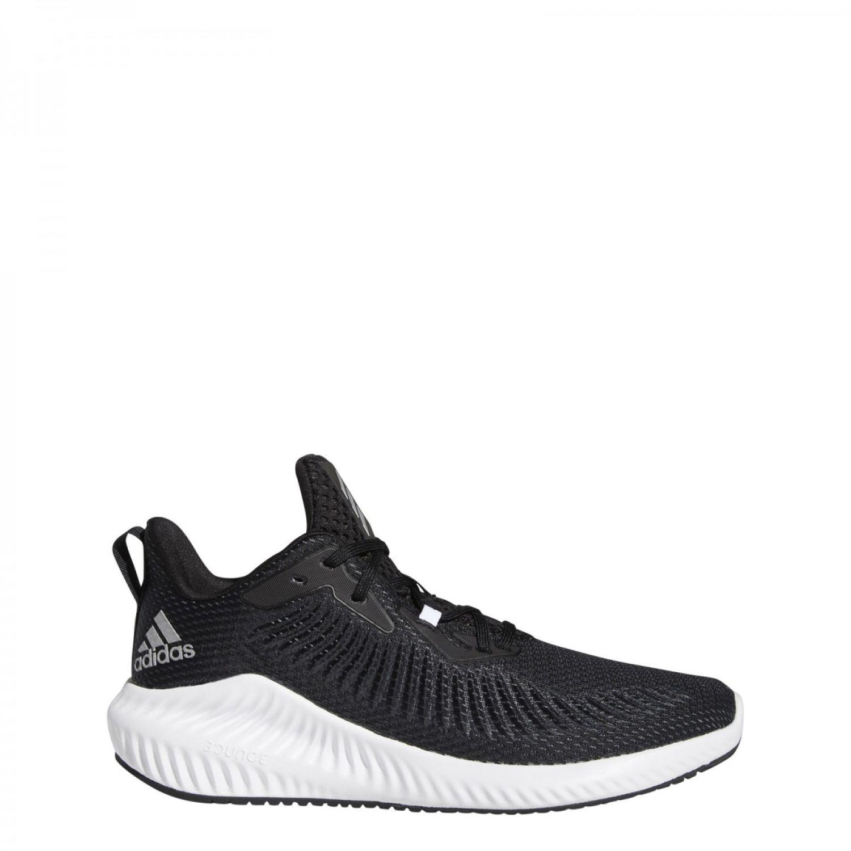 Adidas Alphabounce 3 Negro / blanco Correr por carretera