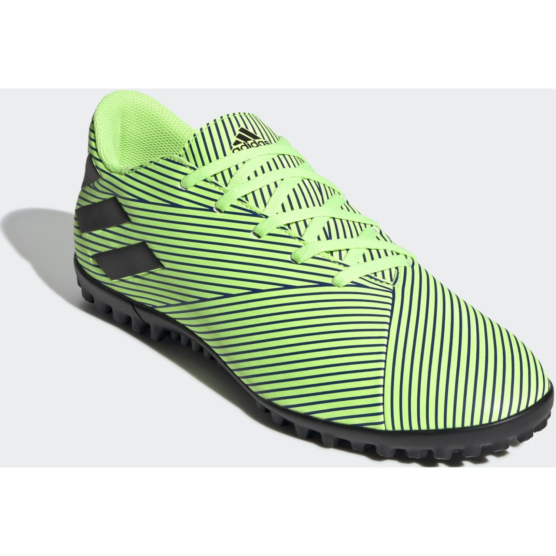 Adidas NEMEZIZ 19.4 TF Verde Hombres