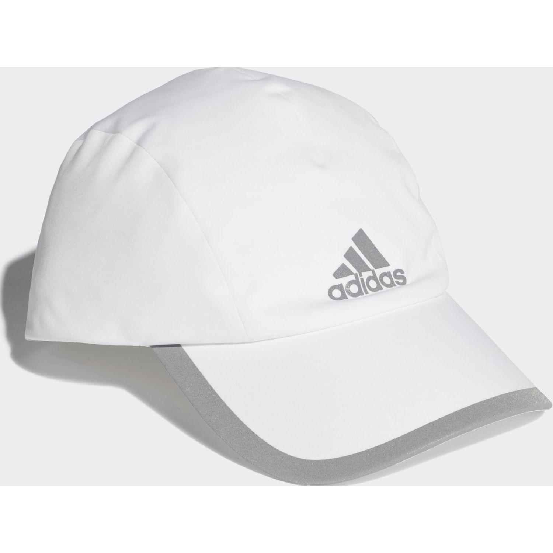 Adidas RUN BONDED CAP Blanco Gorros de Baseball
