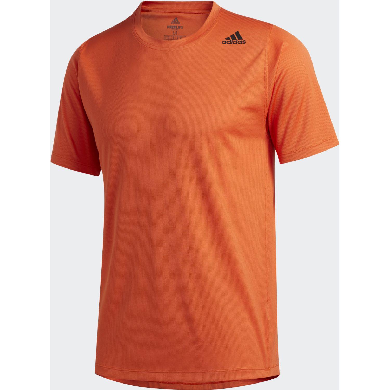Adidas Fl_Spr Z Ft 3st Rojo Camisetas y polos deportivos