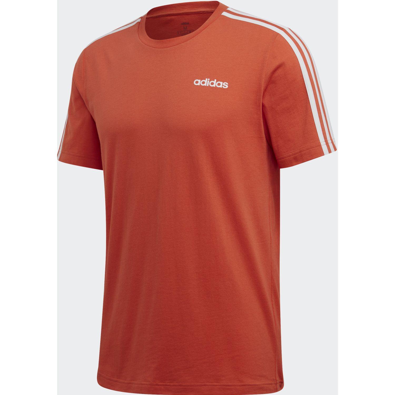Adidas E 3s Tee Rojo Camisetas y polos deportivos
