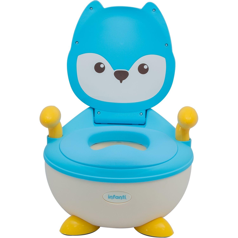 INFANTI POTTY FOX BLUE Azul Orinales y asientos