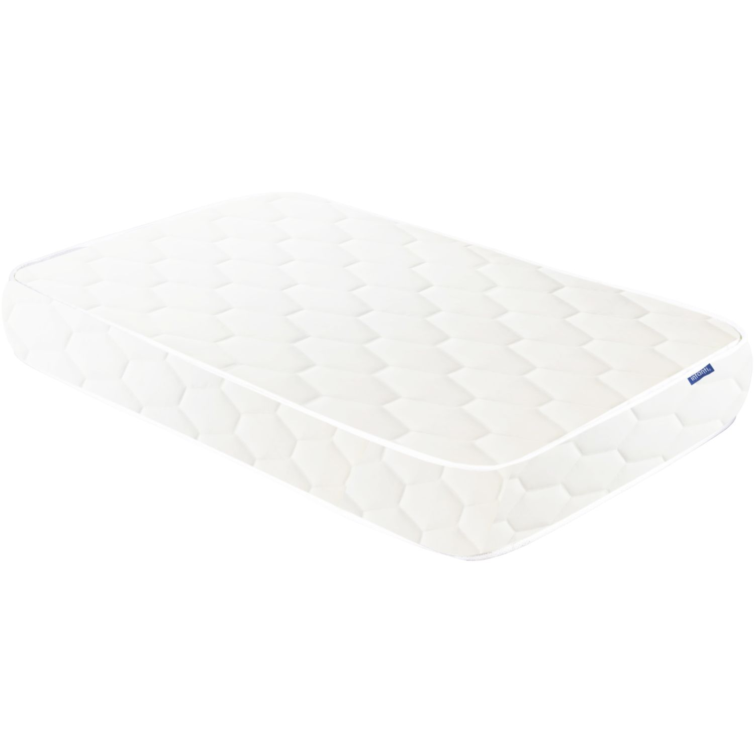INFANTI Colchon Para Pack&play Snooze 104x67x9 Blanco Cubrecolchones