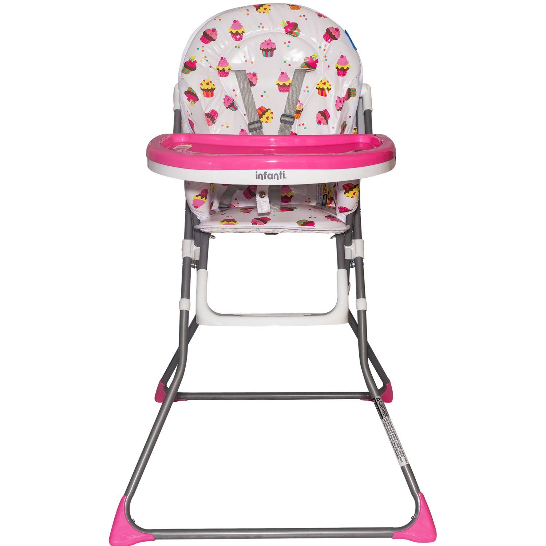 INFANTI NEW CANDY SILLA DE COMER PINK Rosado taburetes
