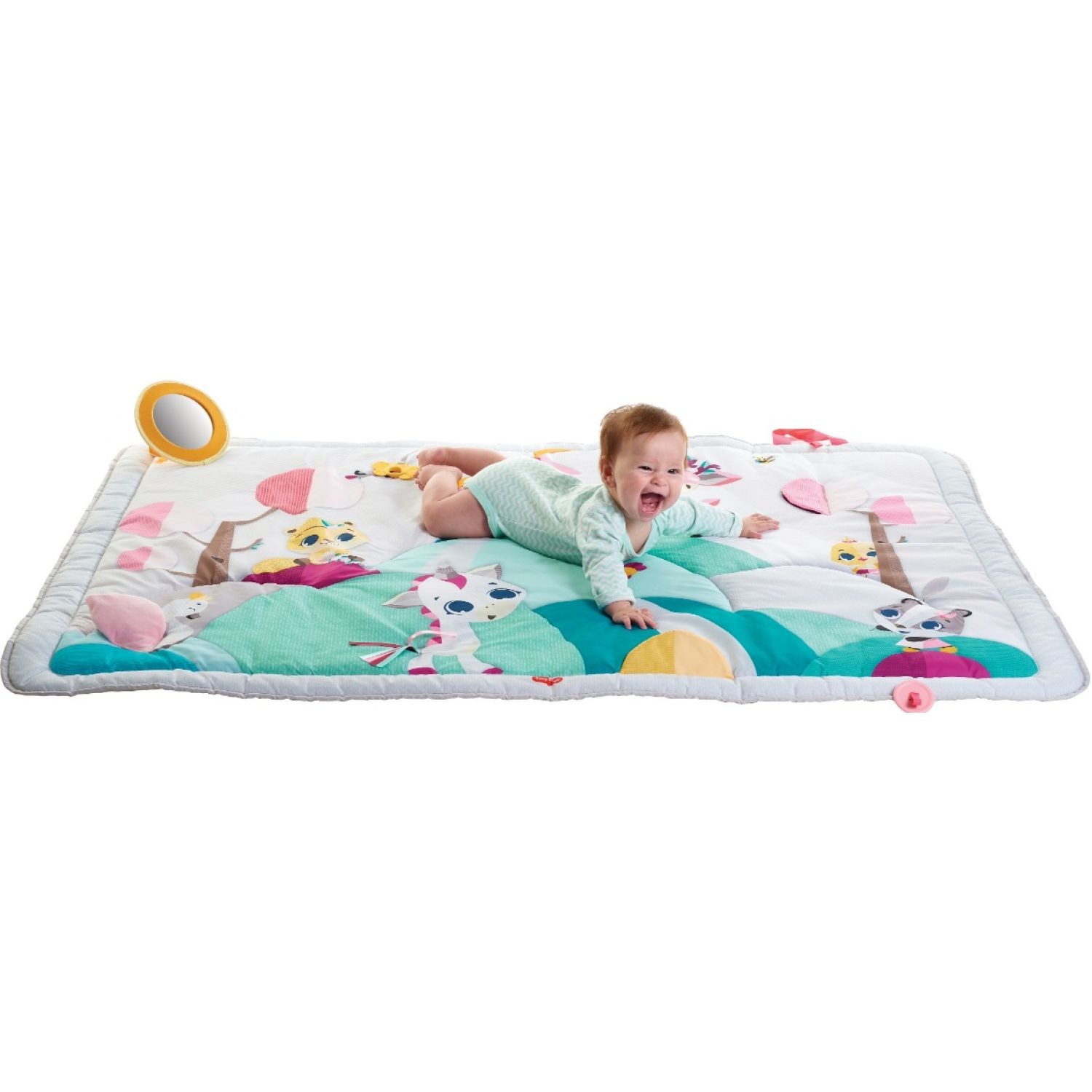TINY LOVE SUPER MAT TINY PRINCESS TALES MULTICOLOR Cuna Juguetes y Anexos