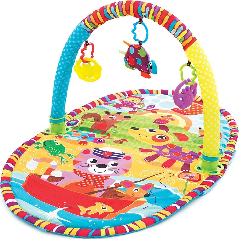 PLAYGRO Gimnasio Play In The Park MULTICOLOR Juguetes y accesorios de cuna