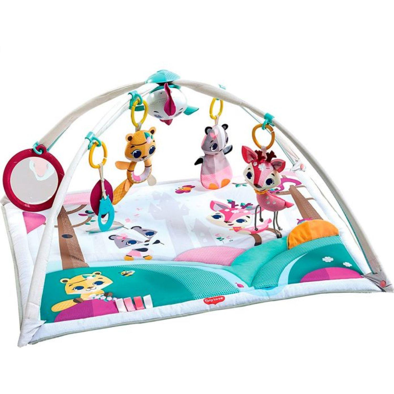 TINY LOVE Gimnasio Deluxe Tiny Princess Tales MULTICOLOR Juguetes y accesorios de cuna