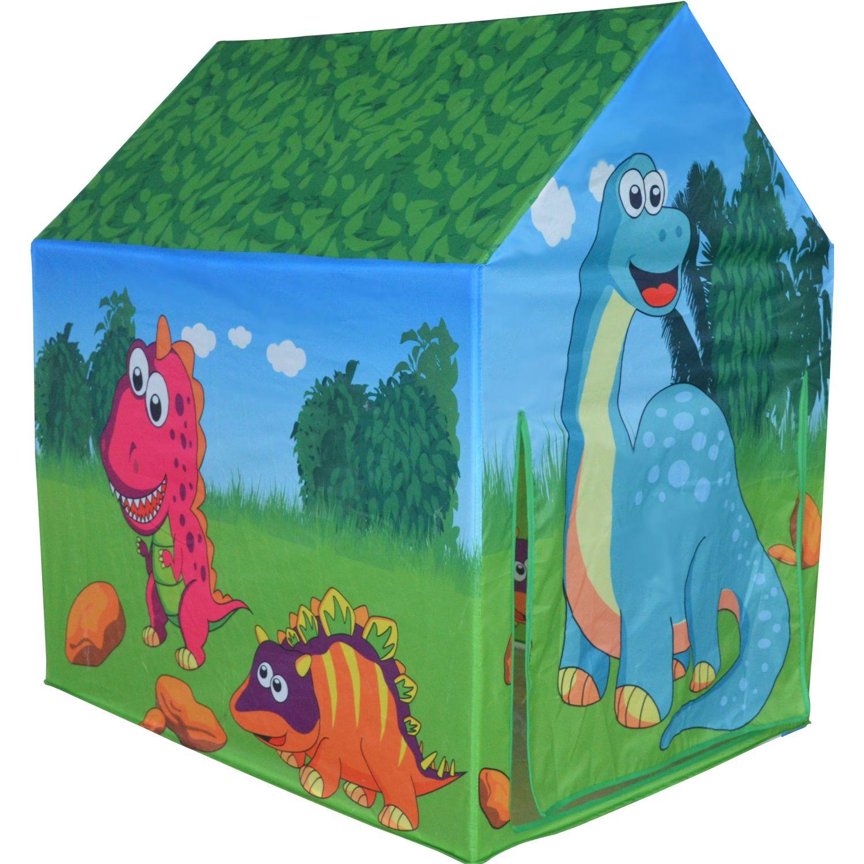 INFANTI TOYS Tienda De Dinosaurio MULTICOLOR Casas de campaña y túneles