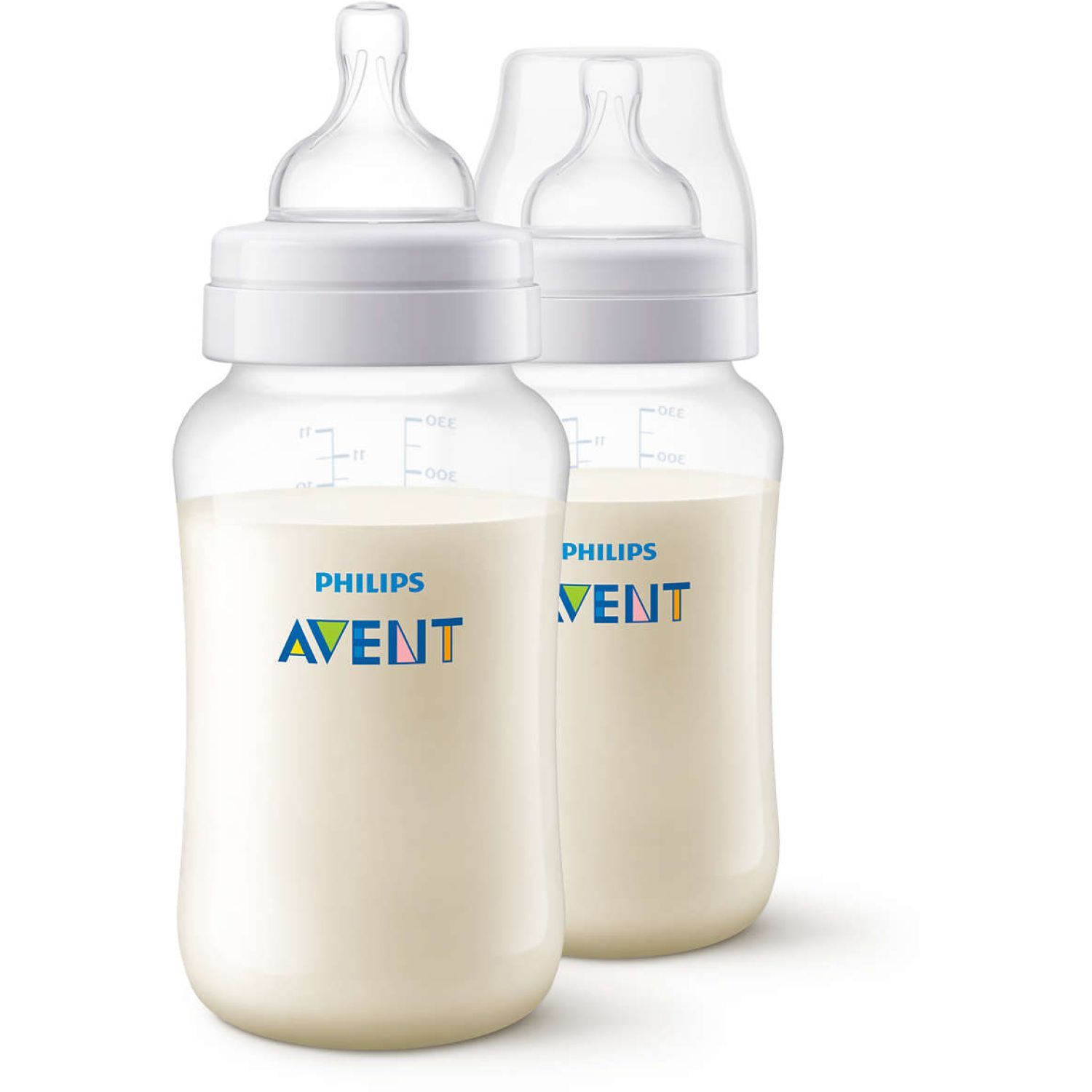 PHILIPS AVENT Biberon Anticolic 330 Ml Twin Pack Transparente Biberones