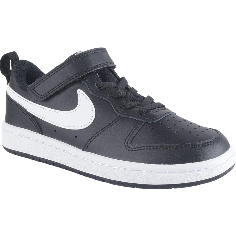 Nike Court Borough Low 2 Bpv Negro Walking