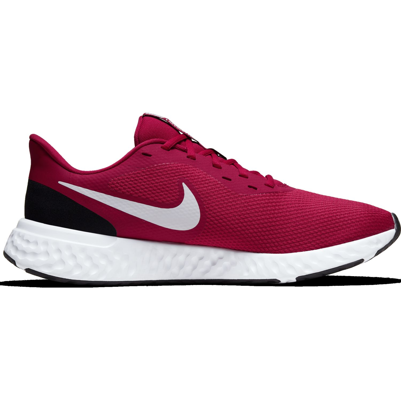 victoria apuntalar riesgo  Nike Nike Revolution 5 Rojo / blanco Correr por carretera   platanitos.com