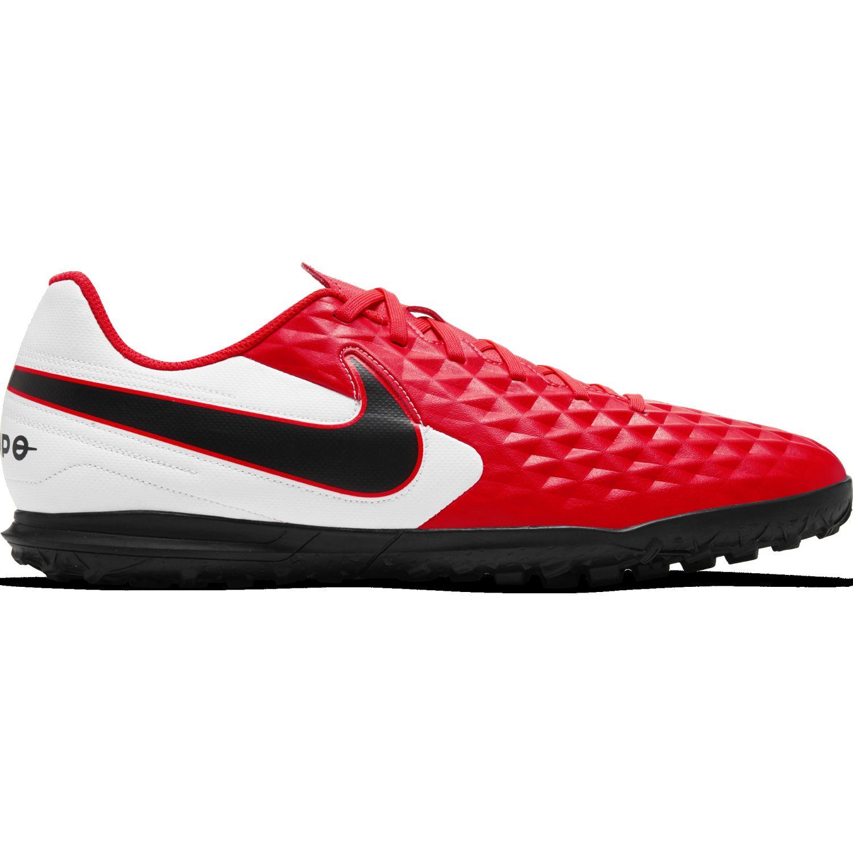 Nike Legend 8 Club Tf Rojo / blanco Niños