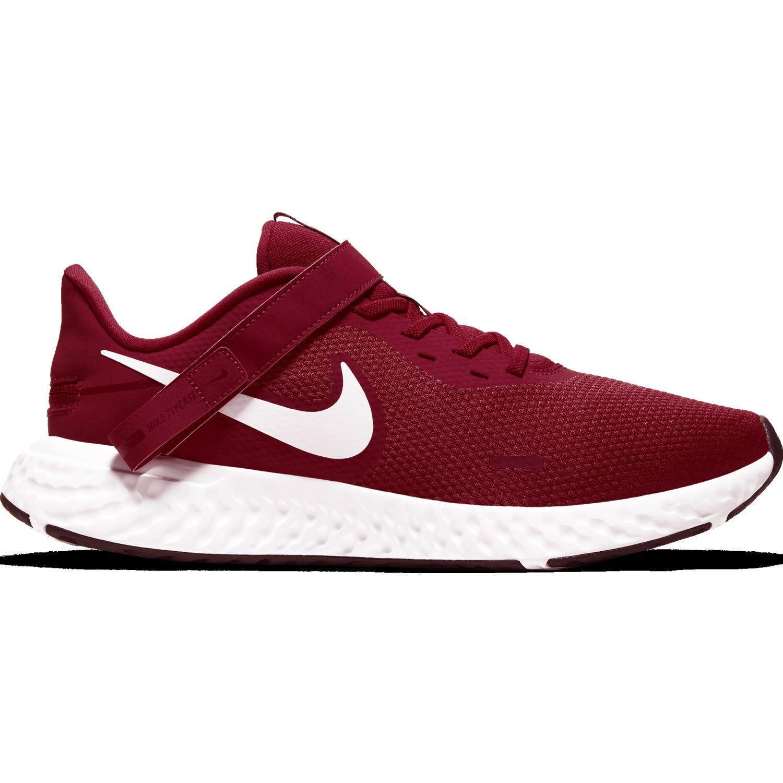 Nike Nike Revolution 5 Flyease Rojo / blanco Correr por carretera