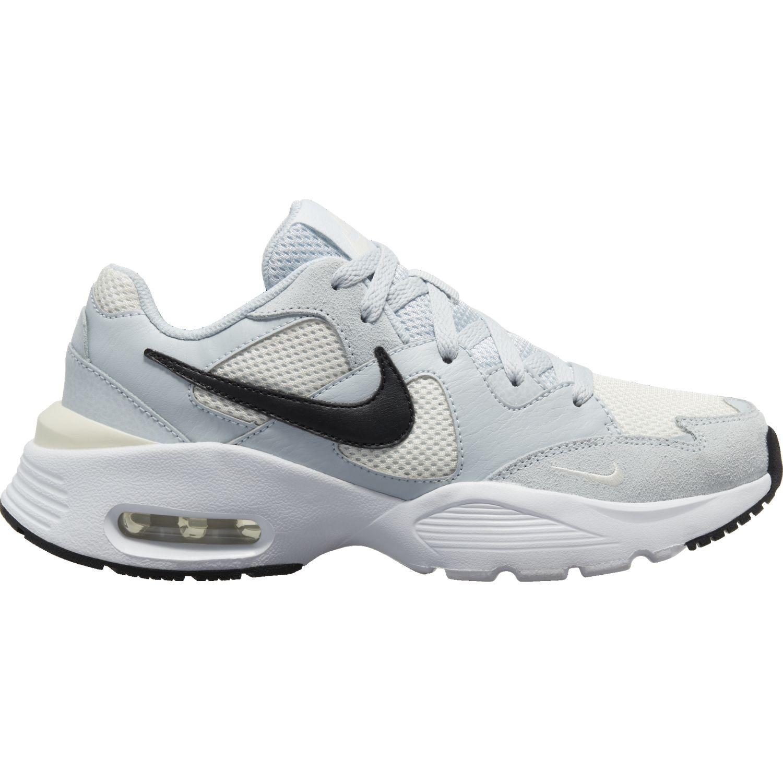 Nike WMNS NIKE AIR MAX FUSION Blanco / gris Walking