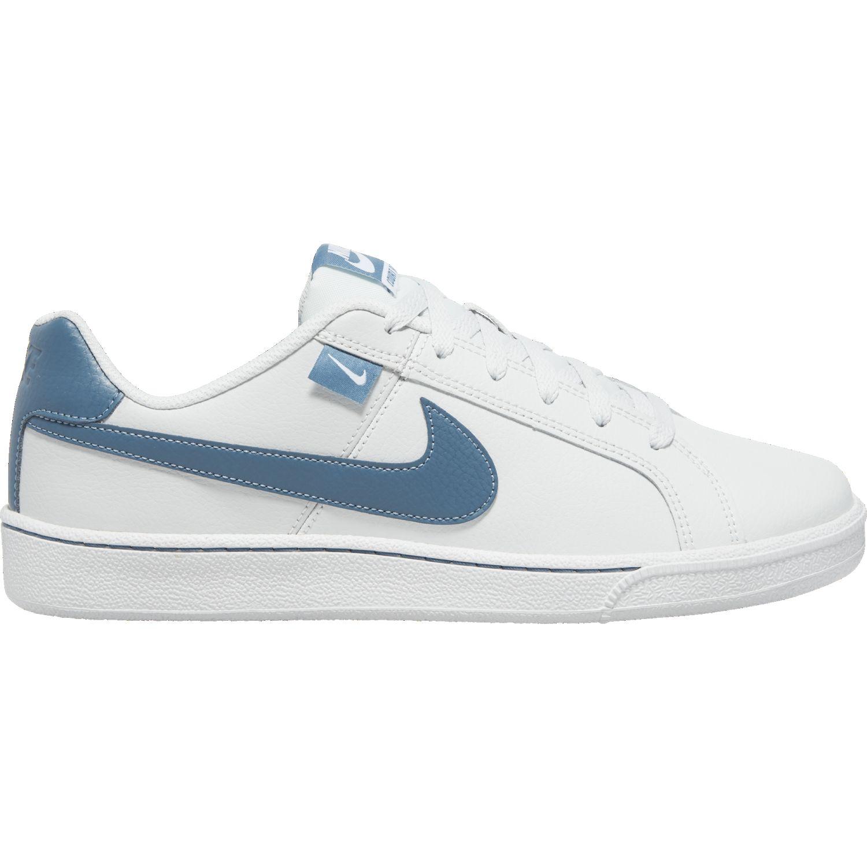 Nike NIKE COURT ROYALE TAB Blanco / azul Walking