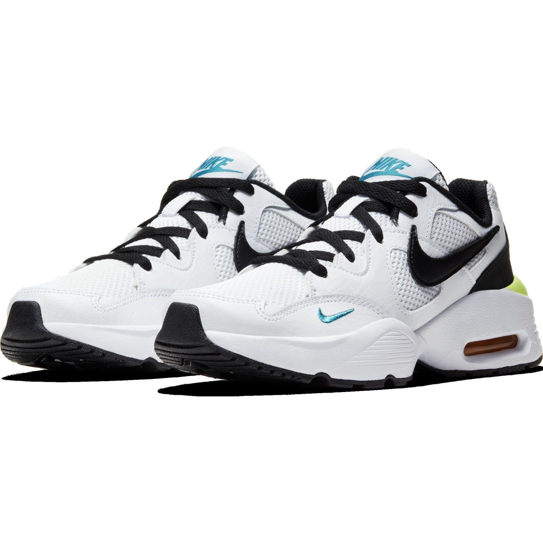 Nike Nike Air Max Fusion Bg Blanco / negro Walking