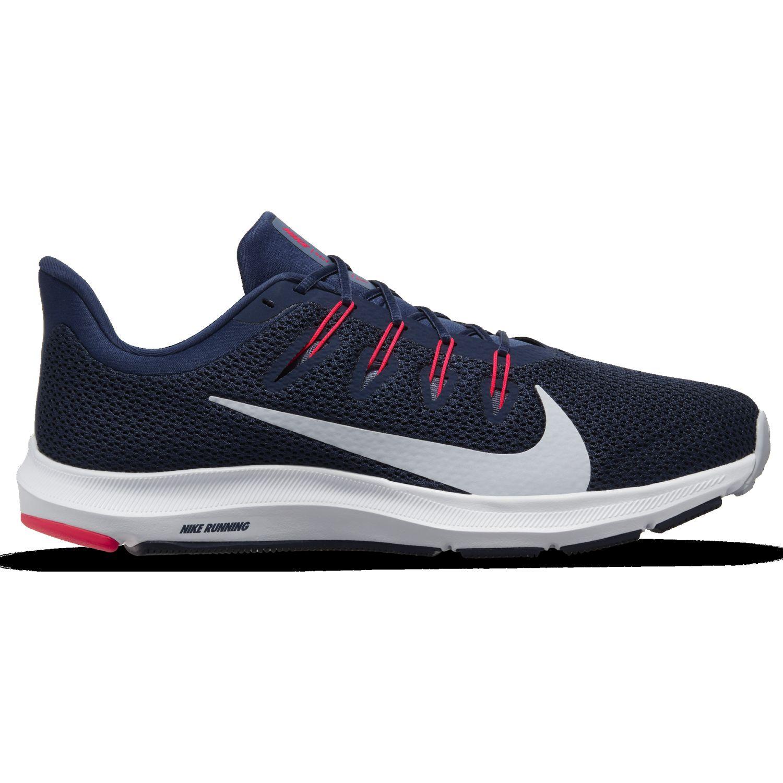 Nike NIKE QUEST 2 Azul Running en pista