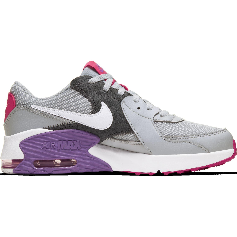 Nike NIKE AIR MAX EXCEE GS Gris / negro Walking