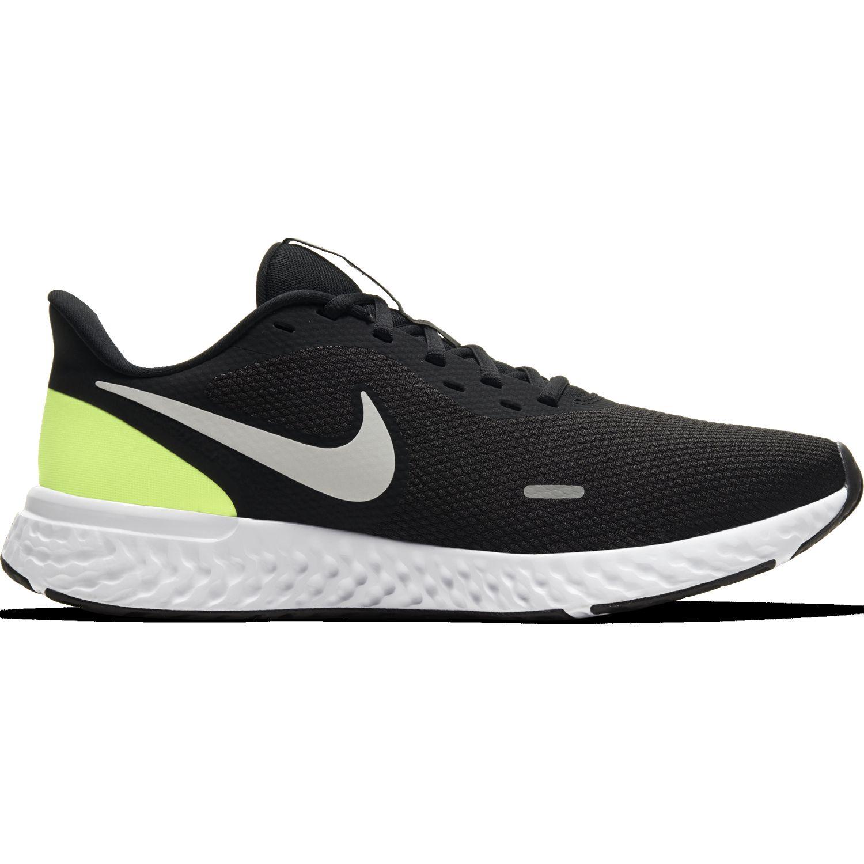 Nike NIKE REVOLUTION 5 Negro / blanco Running en pista