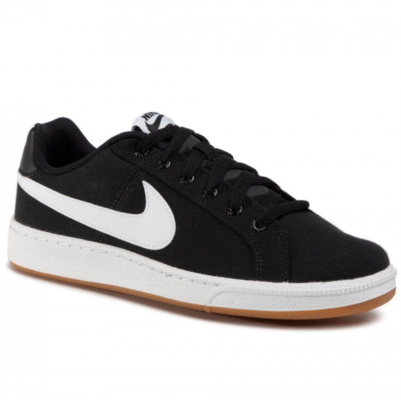Nike NIKE COURT ROYALE CANVAS Negro Walking