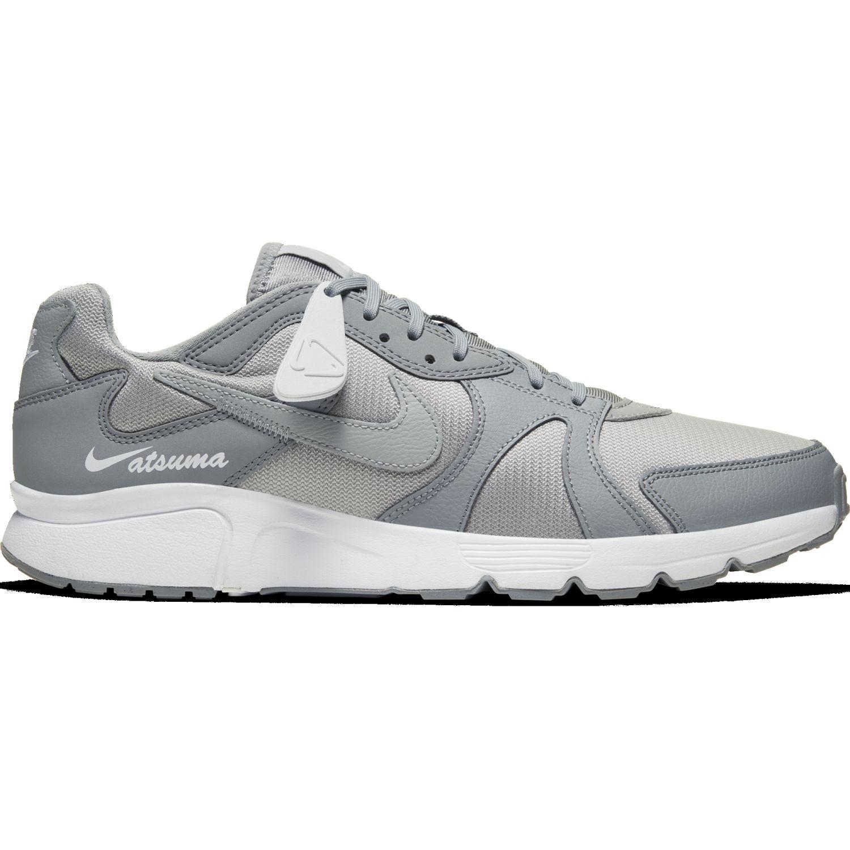 Nike NIKE ATSUMA Gris / blanco Walking