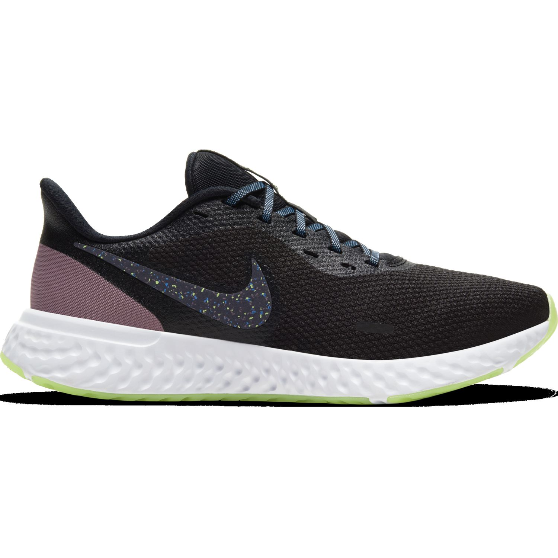 Nike Wmns Nike Revolution 5 Se Negro Correr por carretera