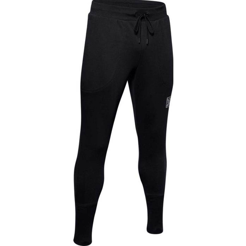 Under Armour Ua Baseline Fleece Jogger Azul Pantalones deportivos
