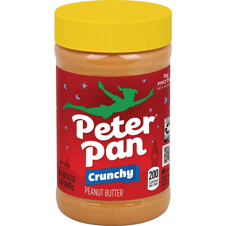 Peter Pan Mantequilla De Mani Crunchy X 16.3 Oz Sin color Mantequilla de maní