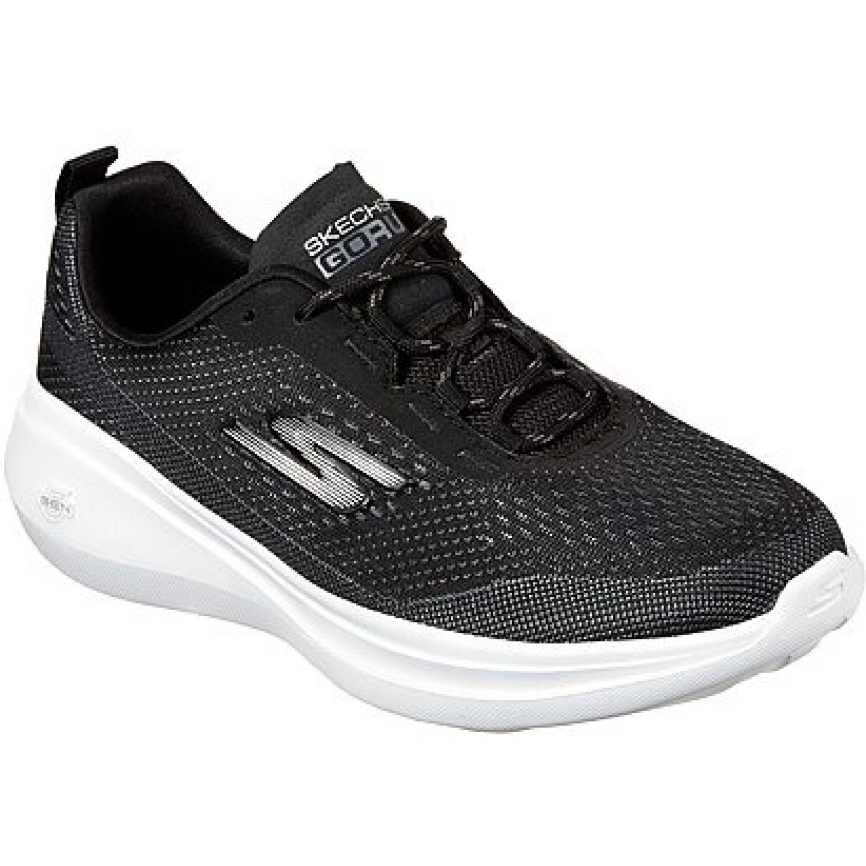 Skechers FAST Negro / blanco Running en pista
