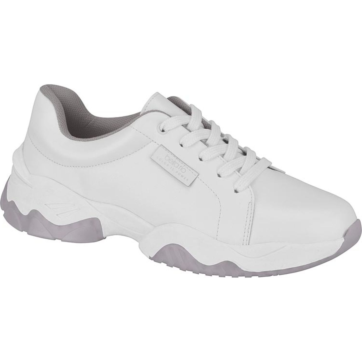 BEIRA RIO 4248.200.9569-16072 Blanco Zapatillas Fashion