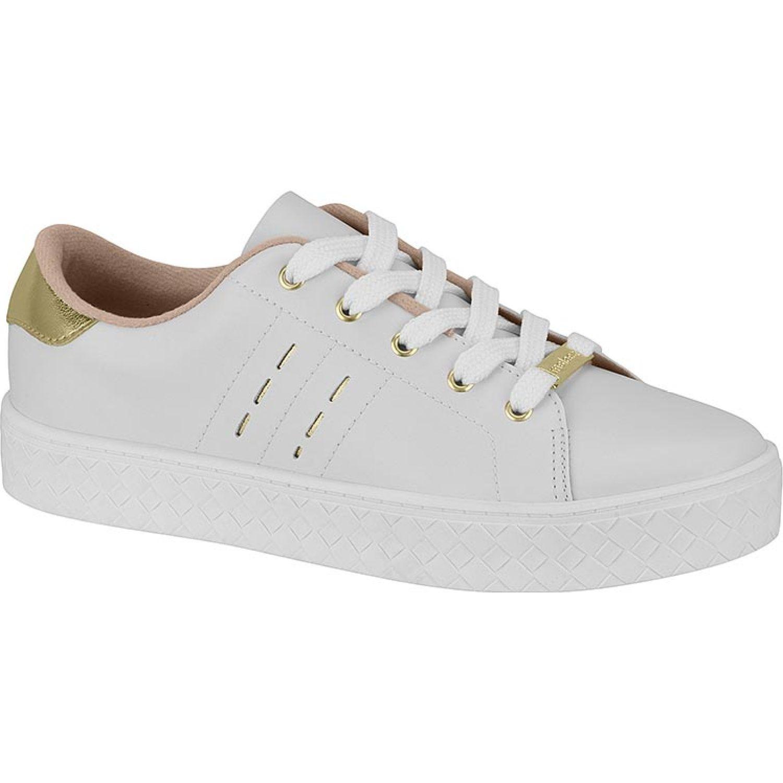 MOLECA 5712.102.17910-17165 Blanco / dorado Flats