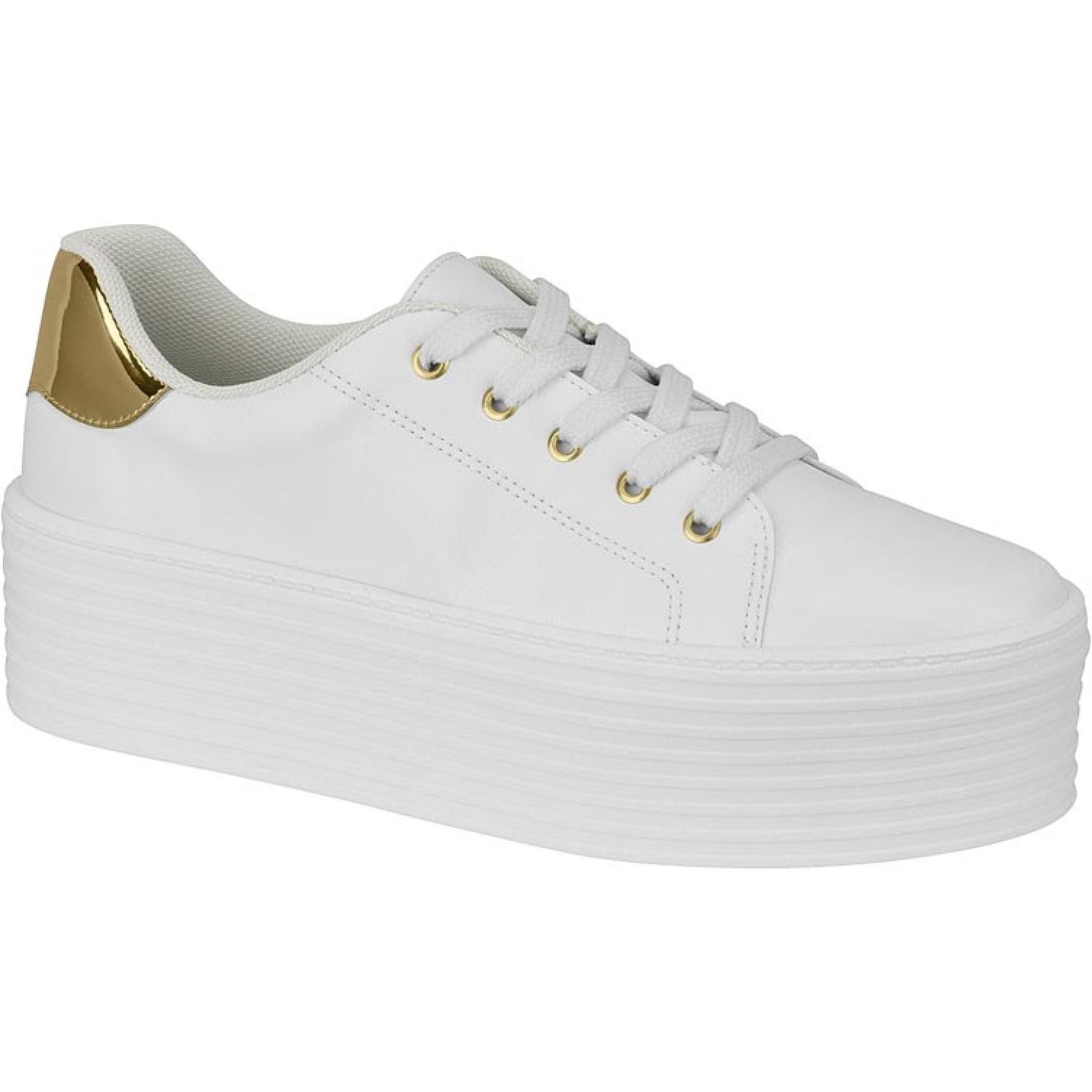 BEIRA RIO 4256.100.12638-17165 Blanco Zapatillas Fashion