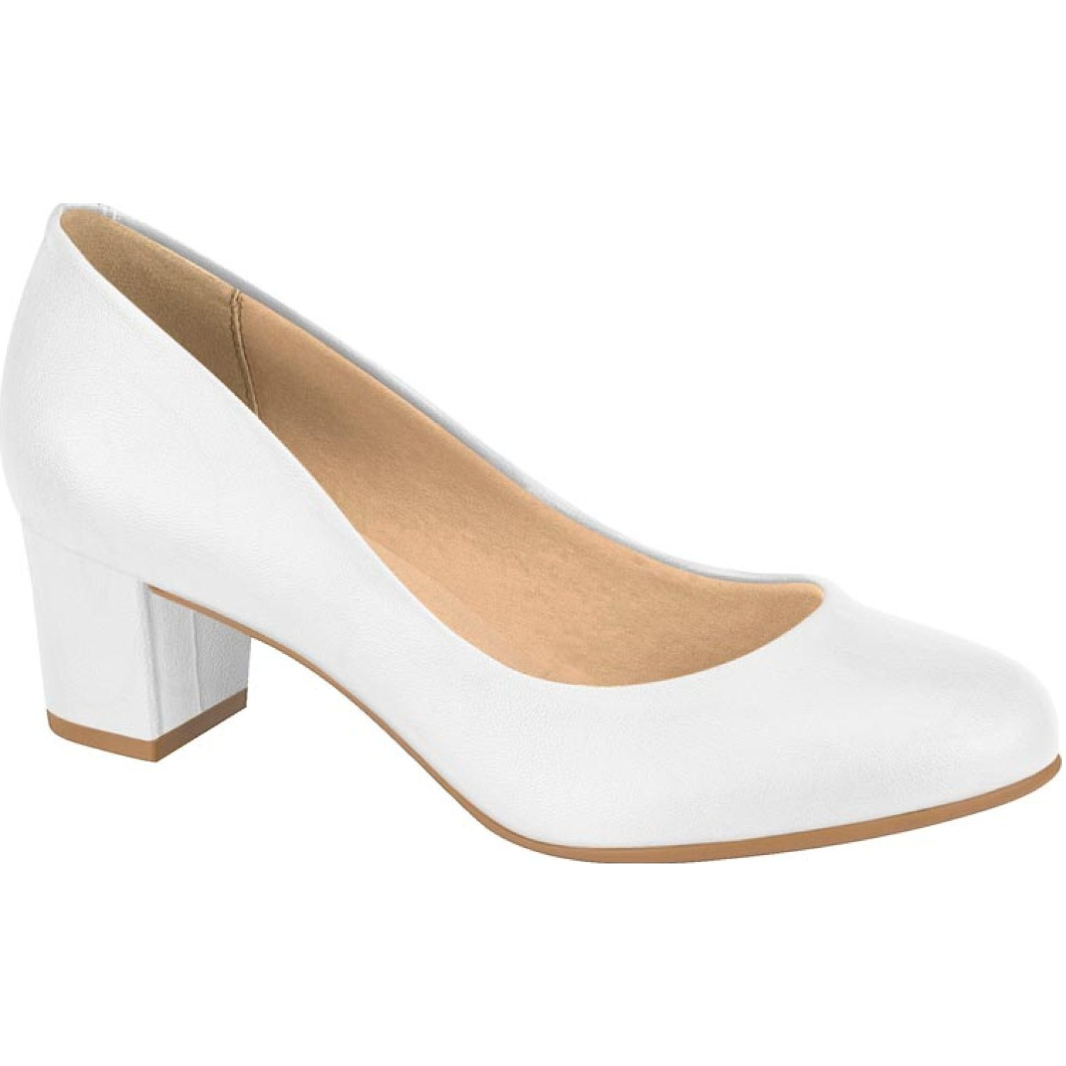 BEIRA RIO 4777.309.9569-16072 Blanco Estiletos y pumps