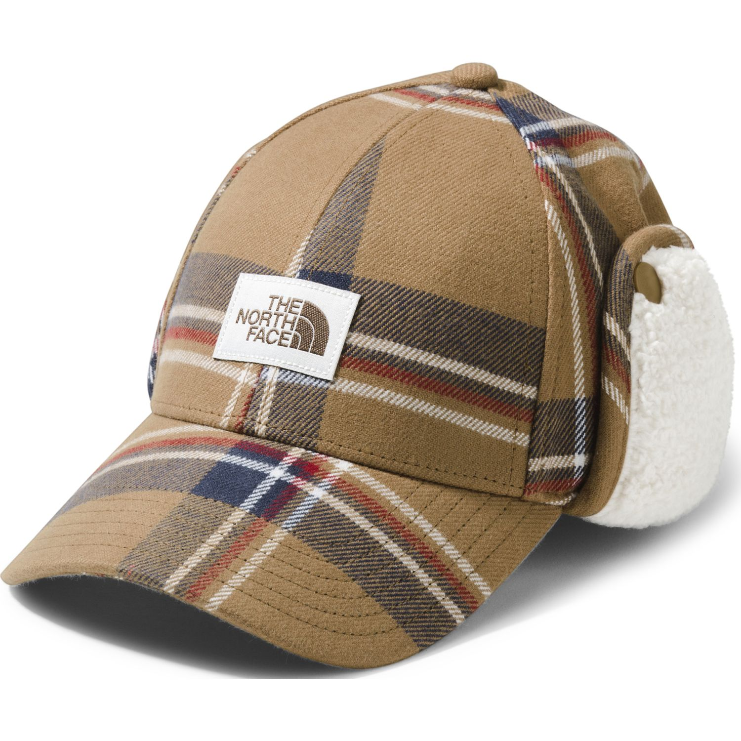 The North Face Campshire Earflap Hat Marron Gorros de Baseball