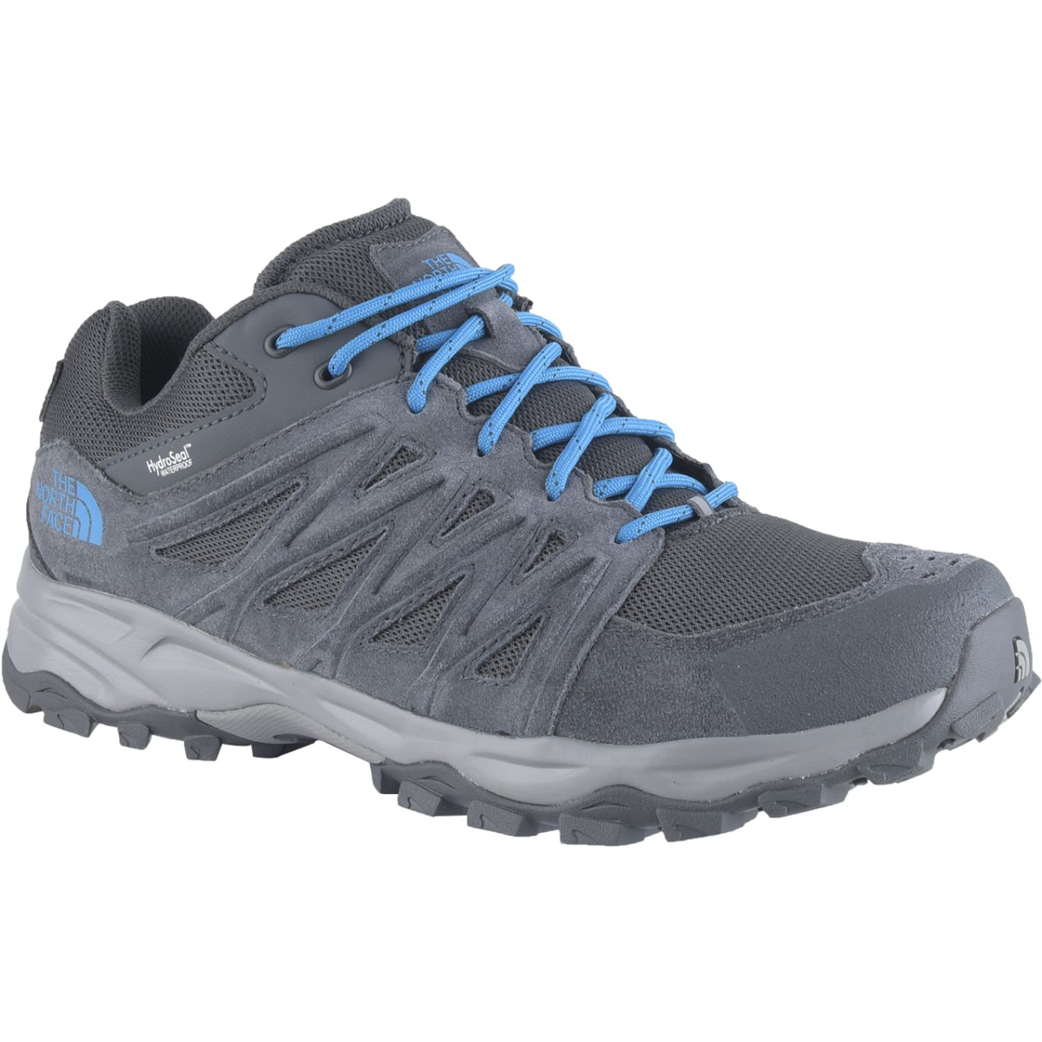 The North Face M TRUCKEE WP Gris Calzado hiking