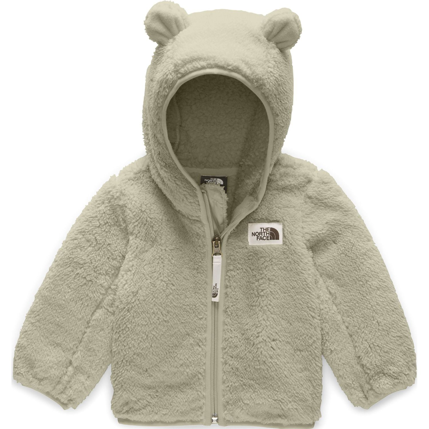 The North Face INFANT CAMPSHIRE BEAR HOODIE Verde chaquetas