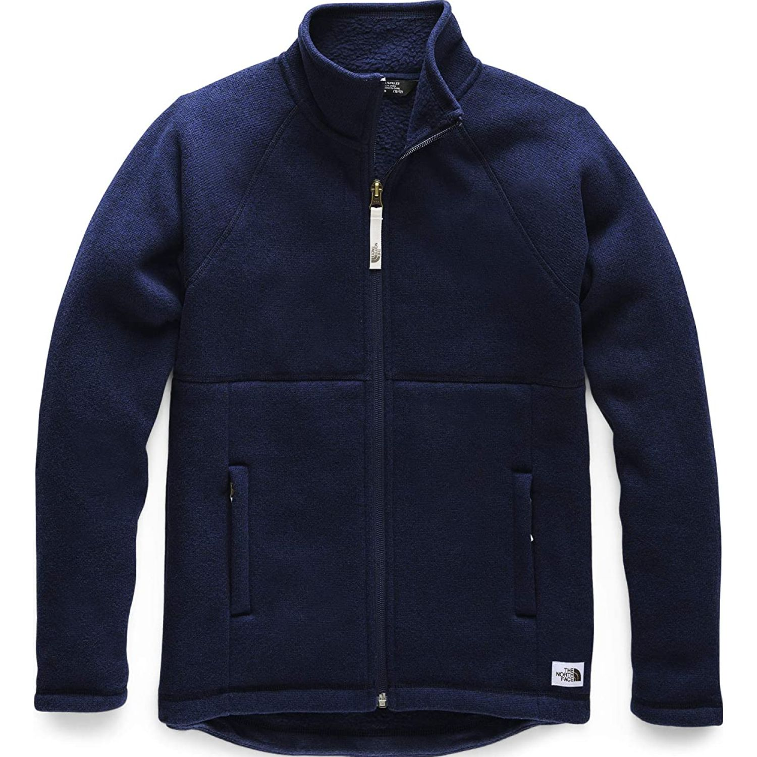The North Face G Crescent Full Zip Azul Pullover