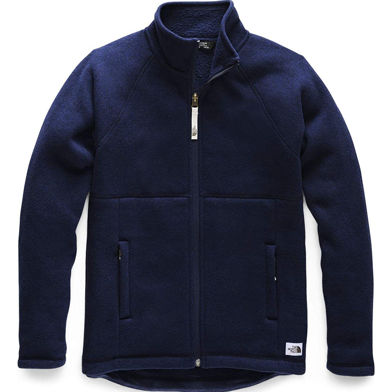 The North Face G Crescent Full Zip Azul Jerseys