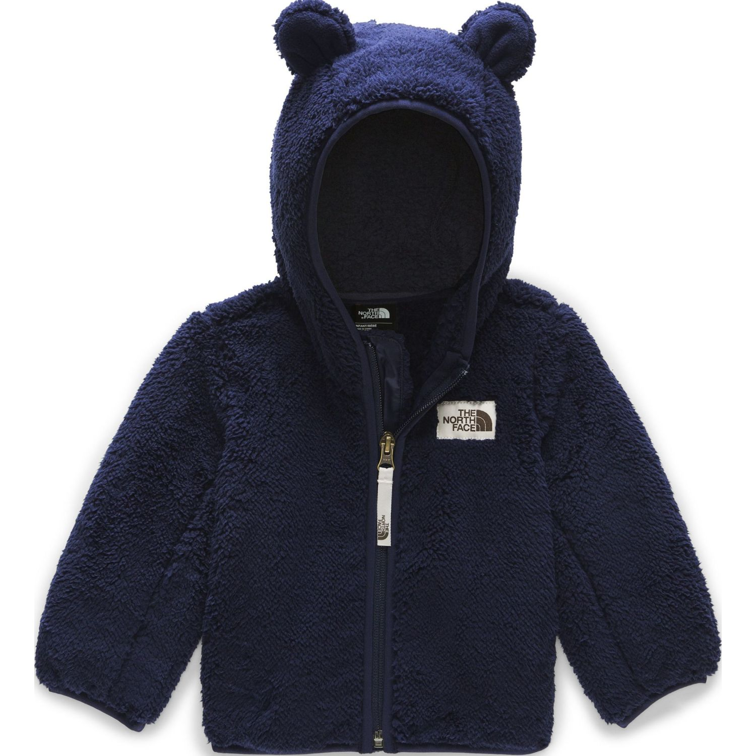 The North Face Infant Campshire Bear Hoodie Azul Chaquetas