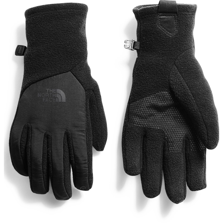 The North Face W Denali Etip Glove Negro Guantes