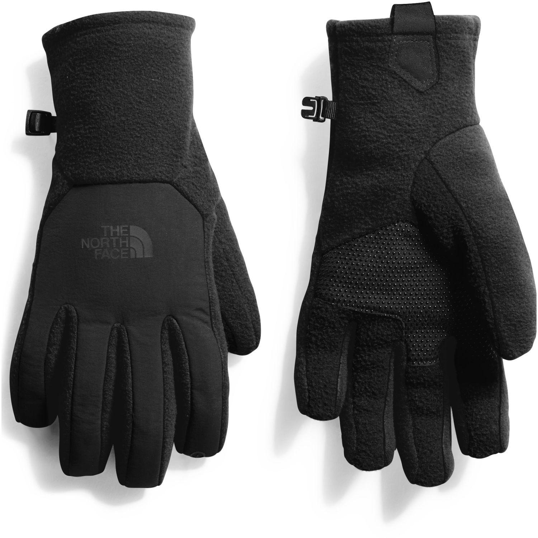 The North Face M Denali Etip Glove Negro Guantes