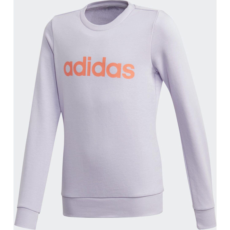 Adidas Yg E Lin Sweat Púrpura Sudaderas deportivas